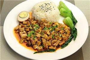 浦东新区豆腐饭